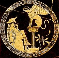 oedipus&sphinx